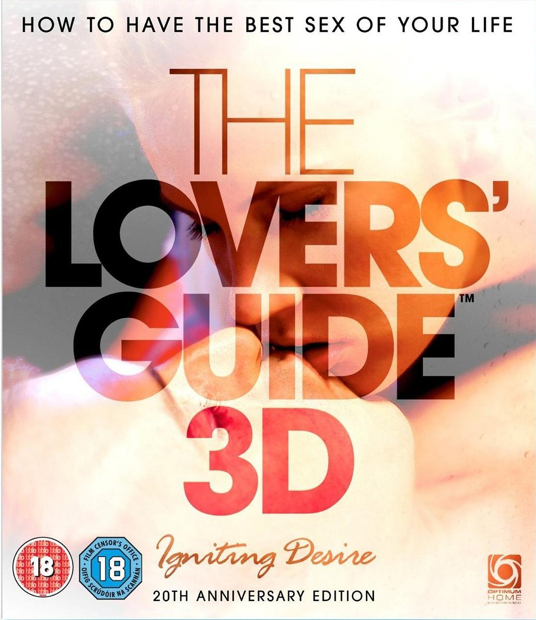 情侣性爱指南 The Lovers' Guide: Sex Positions (2002)
