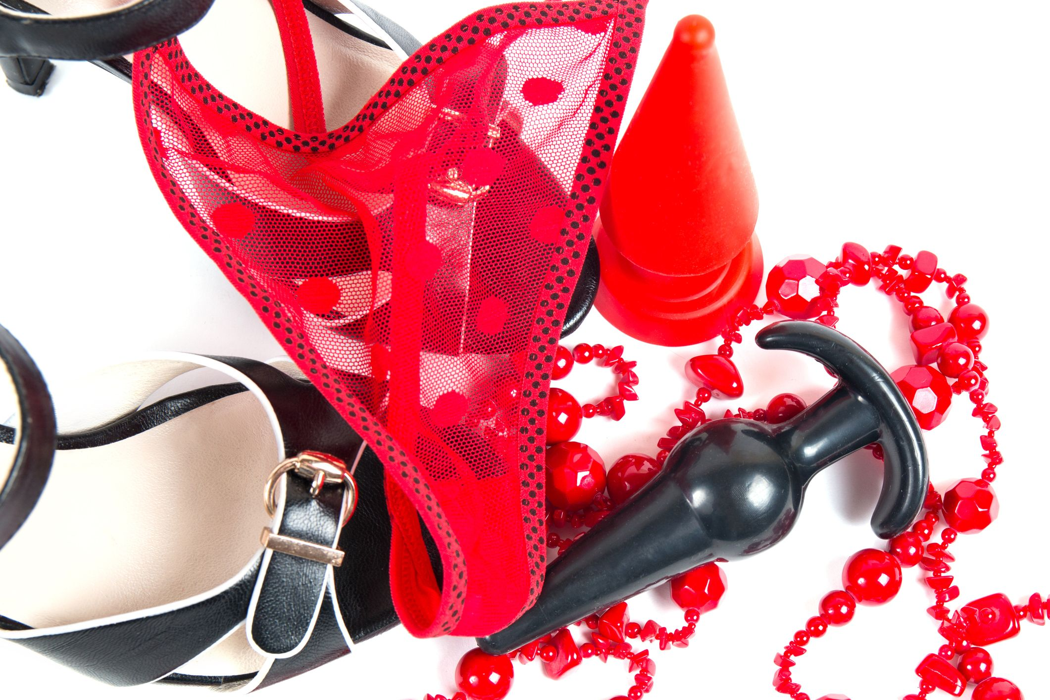 Red, High heels, Font, Mouth, Fashion accessory, Graphic design, Illustration, Graphics, Undergarment,